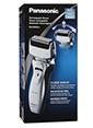 Panasonic ES-RW30S503 Islak/Kuru Traş Makinesi Gümüş